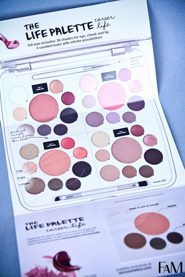 Ipsy Myglam bag Em cosmetics September 2013