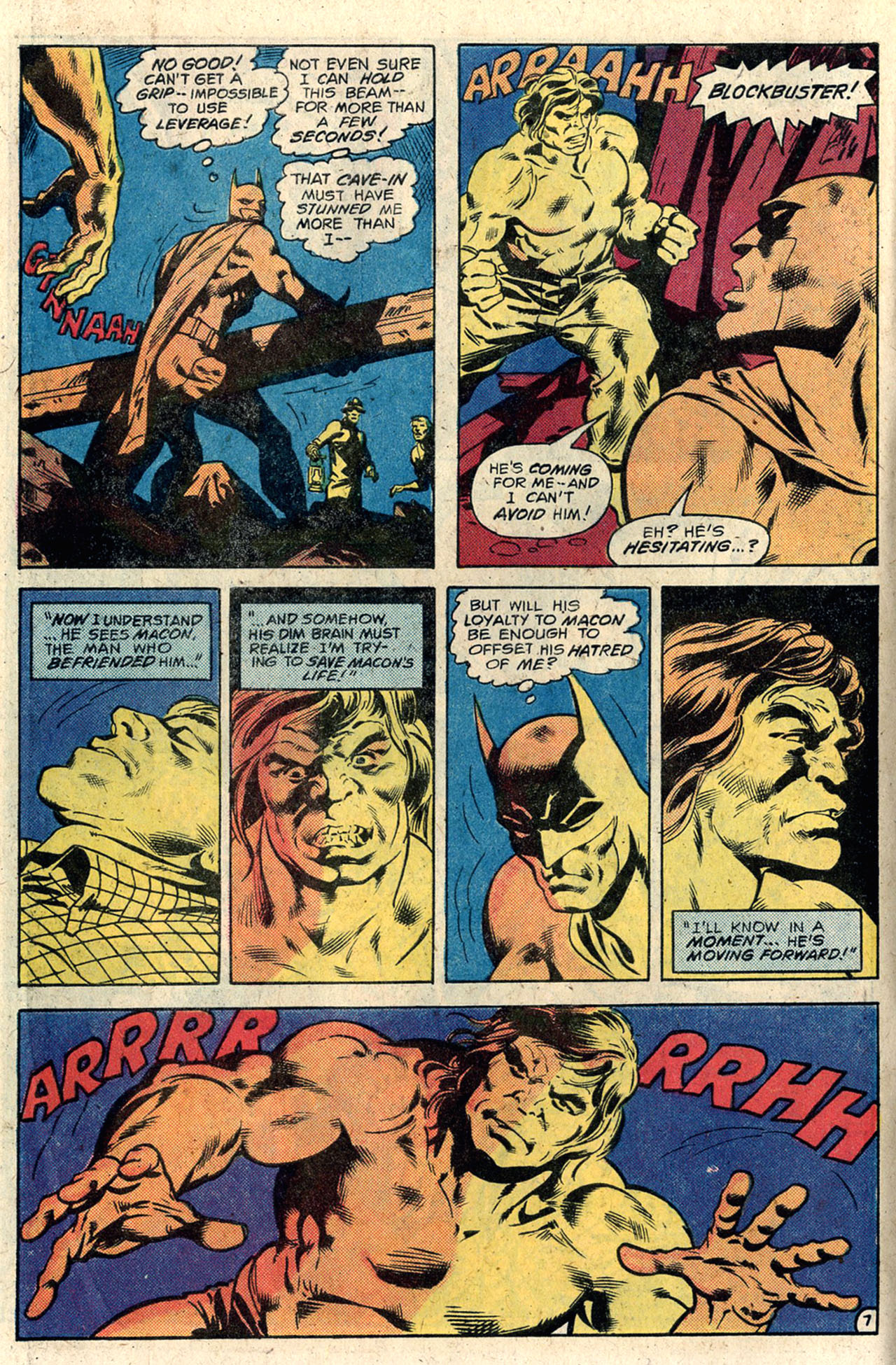 Detective Comics (1937) Issue #499 Page 10
