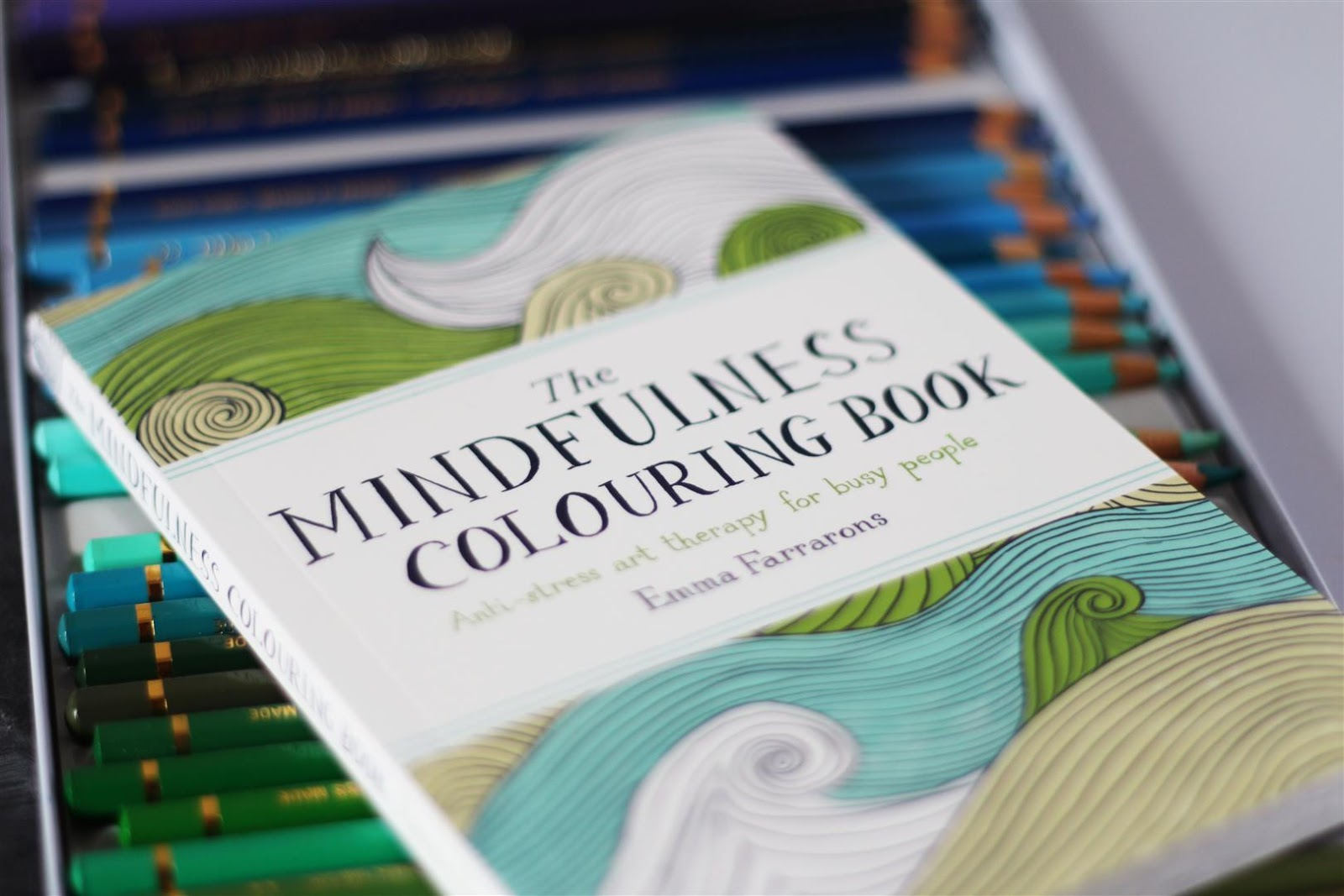 The coloring book of mindfulness - Book Review The Mindfulness Colouring Book