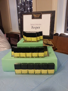 Jasper Butter London Spring Summer 2013