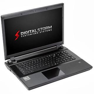 laptop terbaik  digital strom gaming terbaik dunia