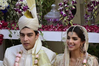 Sanam Saeed Wedding Pictures Review.