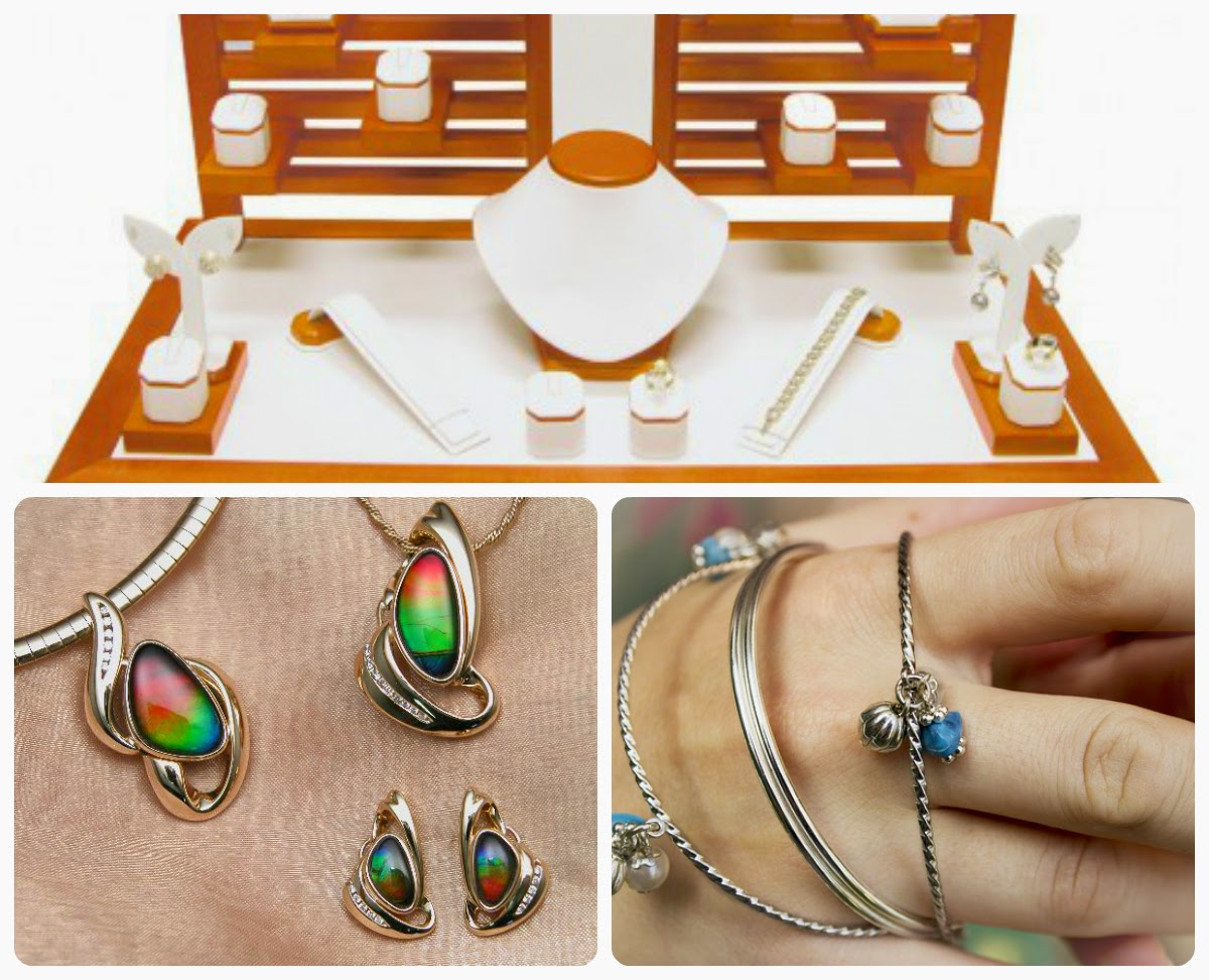 Jewelry and Ways to Display Them During Fall