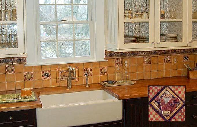 Images of Kitchen Backsplash Designs