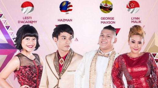 Academy Asia yang Tersenggol 24 November 2015