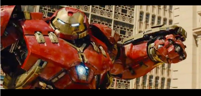Avengers Age of Ultron trailer ufficiale