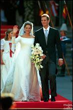 .Las infantas se casan con cualquiera..!!