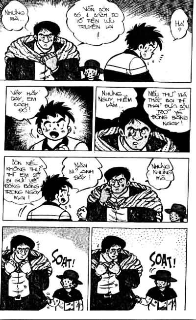 Jindodinho - Đường Dẫn Đến Khung Thành III Tập 26 page 58 Congtruyen24h
