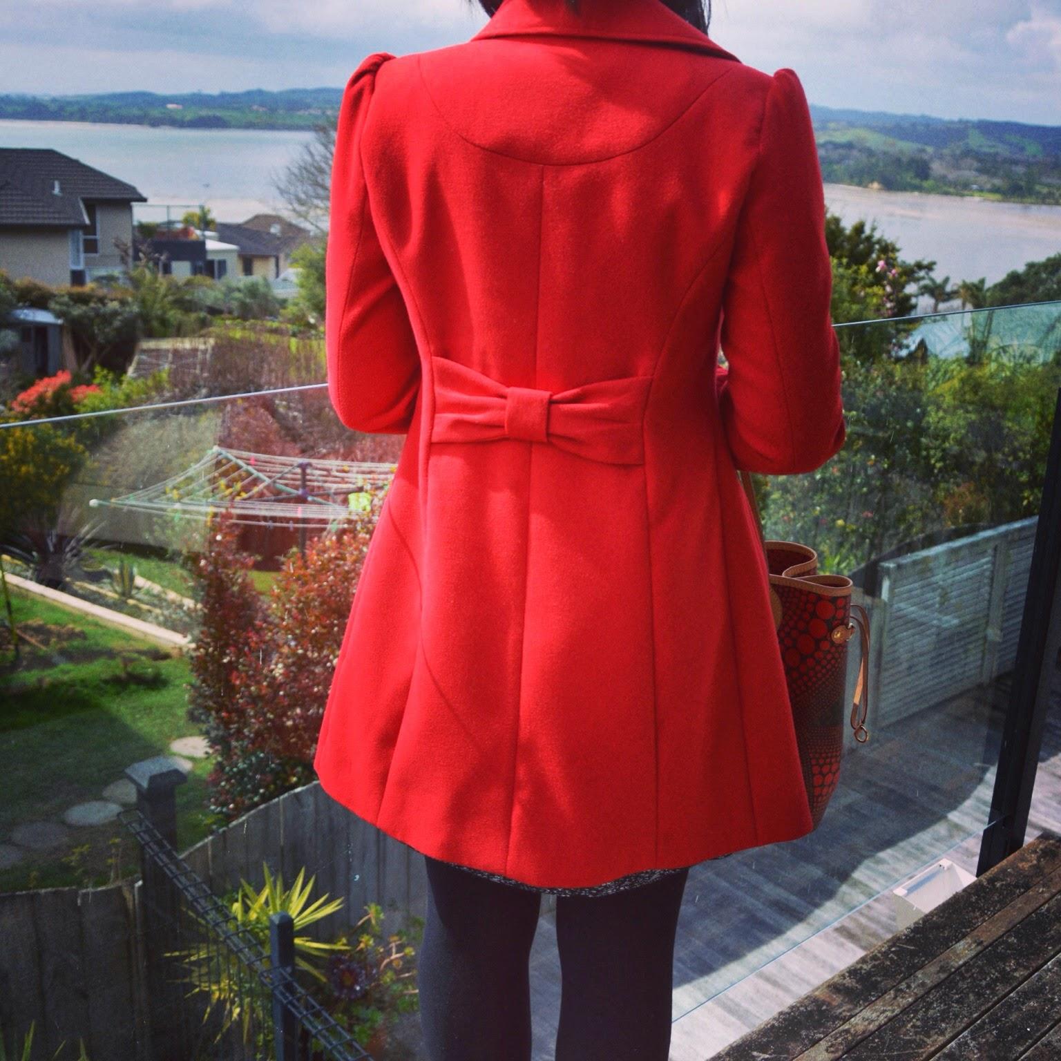 Coat & Blazer Looks