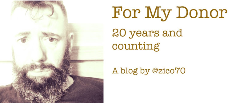 For My Donor: 20 Years and Counting
