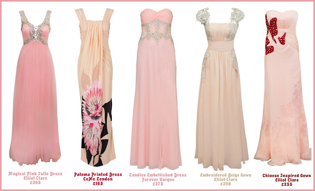 frills and thrills wedding guest dresses 2013