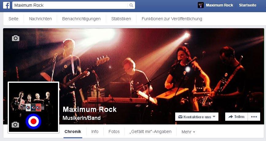 Aktuelle Infos, Fotos und Videos auf Facebook
