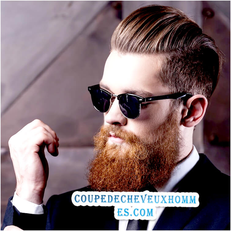 coiffure homme 2016 avec barbe. Black Bedroom Furniture Sets. Home Design Ideas