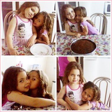 Ana Carolline e Milena