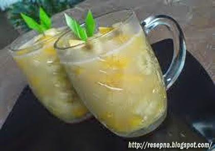 Resep Minuman Buka Puasa Kolak Aneka Ubi