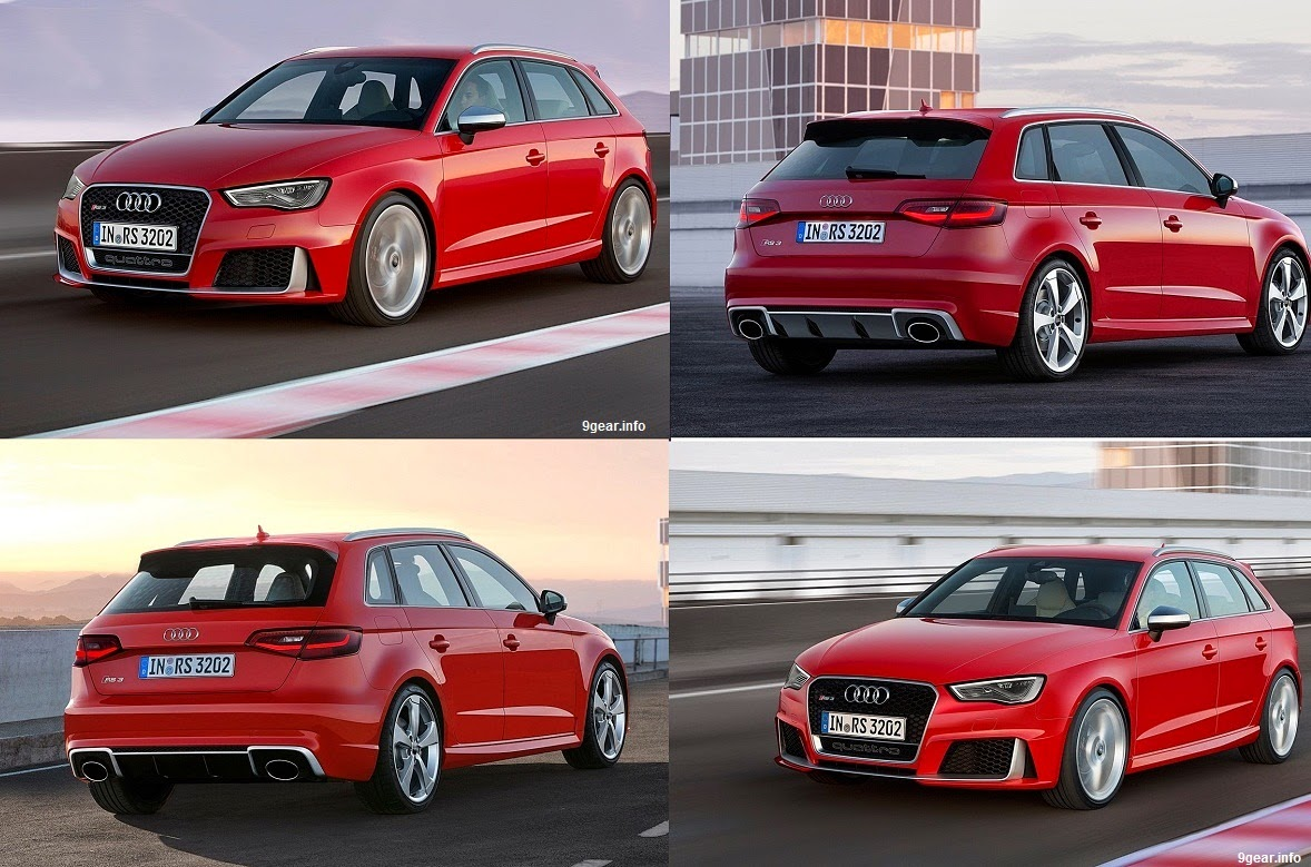 2016 audi rs3 sportback 367 hp and 465 nm car reviews new car pictures for 2018 2019. Black Bedroom Furniture Sets. Home Design Ideas
