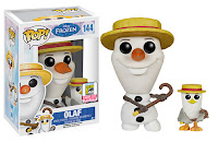 Funko Pop! Barbershop Quartet Olaf