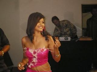 hashini shashika gonagala pink birthday