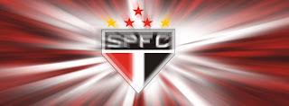 Capa para facebook  do São Paulo