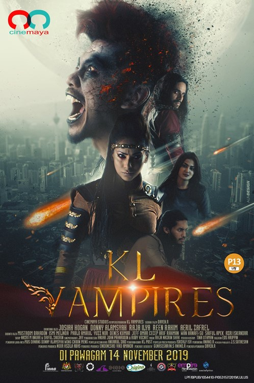 14 NOVEMBER 2019 - KL VAMPIRES (Malay)