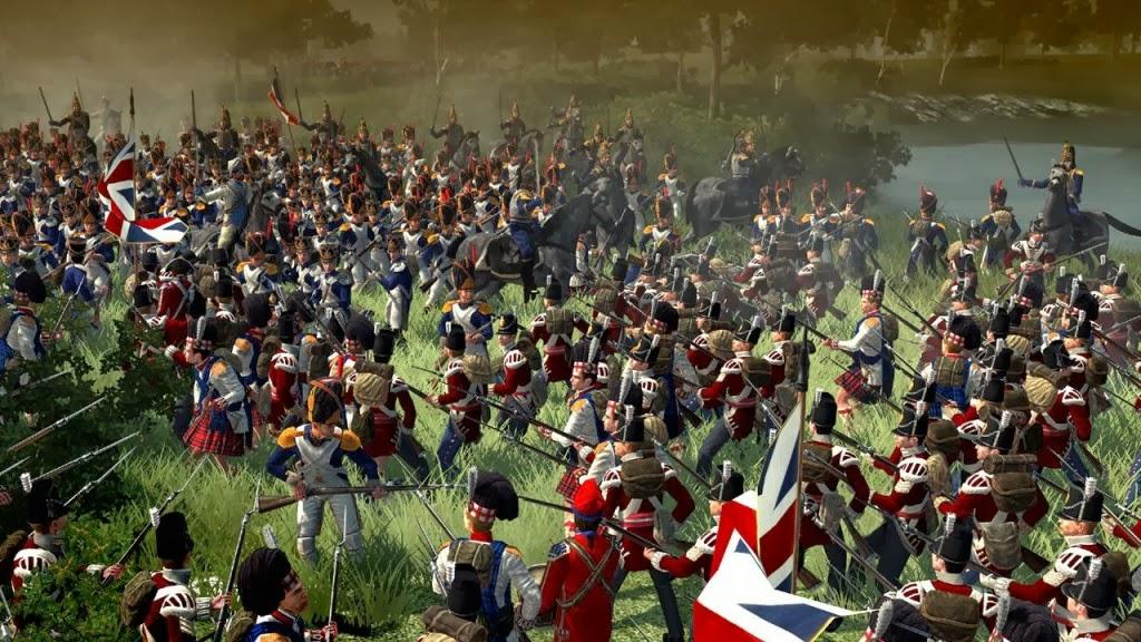 Napoleon total war full indir - tek link