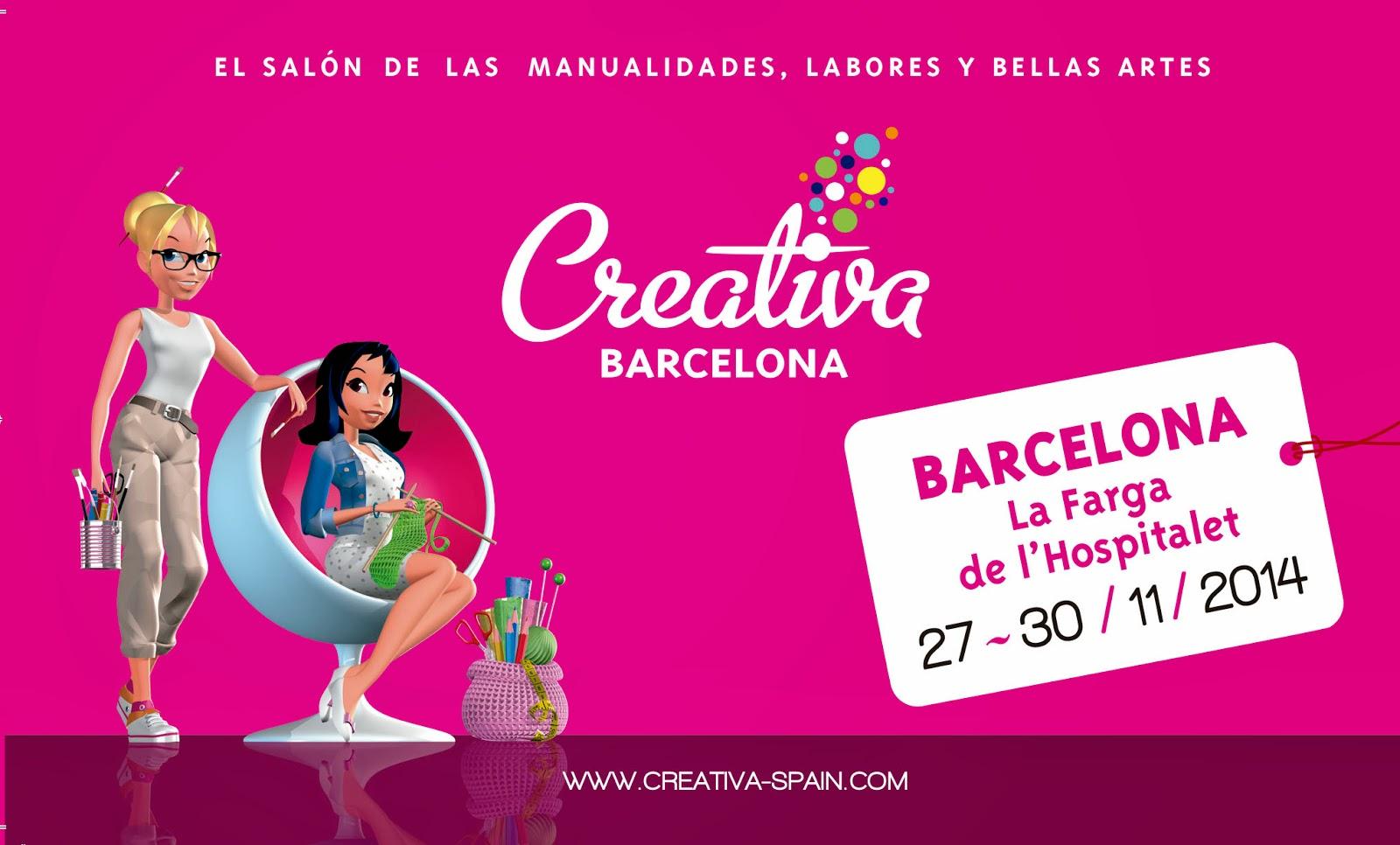 Creativa Barcelona Patchworky Manualidades