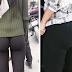 Akibat pakai jeans ketat dan duduk bertinggung (khas untuk wanita)