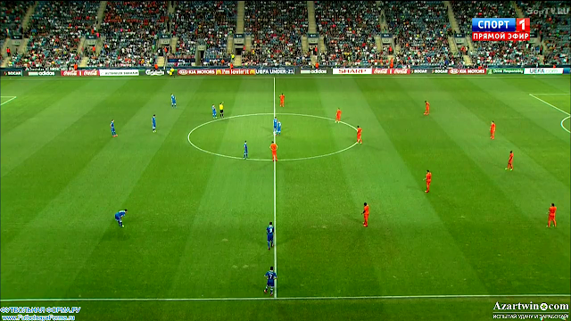 Euro U21 - Italy vs Netherlands