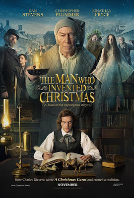 The Man Who Invented Christmas 2017 DVD R1 NTSC Sub