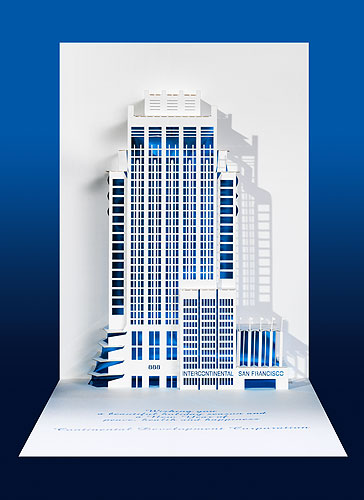 This Is My Story The Real Art Kirigami Architecture