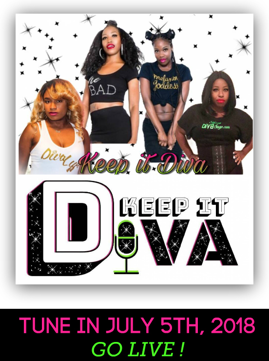 "Check Out ""Keep It Diva"" Radio Show"