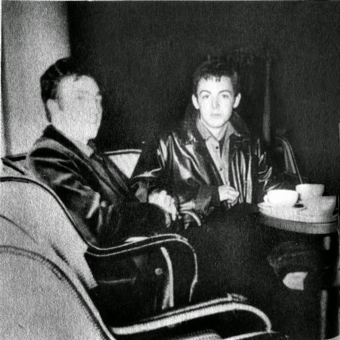 John Lennon 1961 Rare Photographs of Jo...