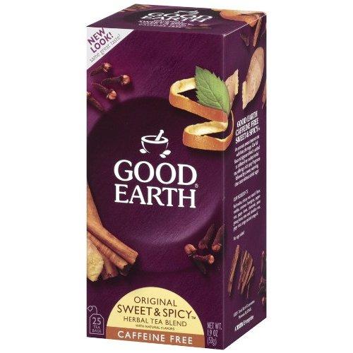 Good Earth Teas