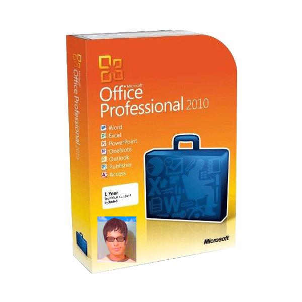 microsoft office 2010 pro plus license key