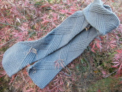 Knitting Patterns Free Its A Plain But Very Elegant Scarf For Man