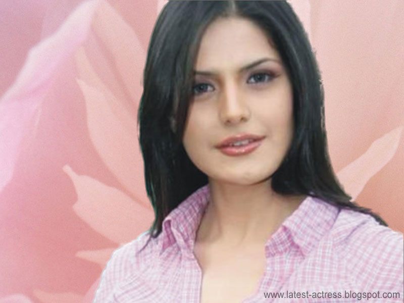 Zarine Khan Latest Wallpapers