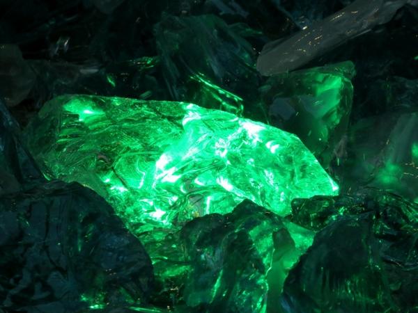 Talismán Piedra Esmeralda