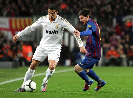 Real Madrid vs Barcelona; Liga BBVA 2013
