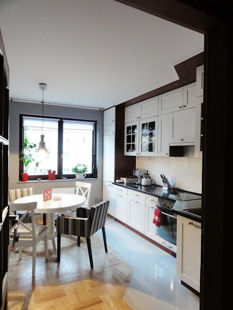 biała kuchnia dekoracje do kuchni