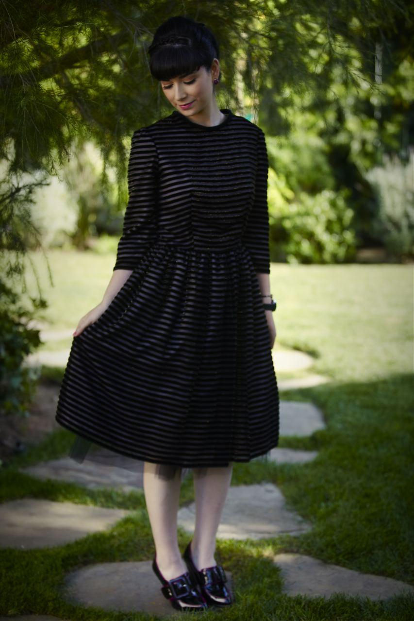 dress - Modest stylish clothing blog video
