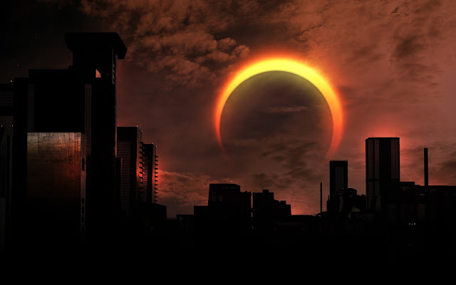 Η «μεγάλη αμερικανική έκλειψη», η NASA και οι Βαβυλώνιοι
