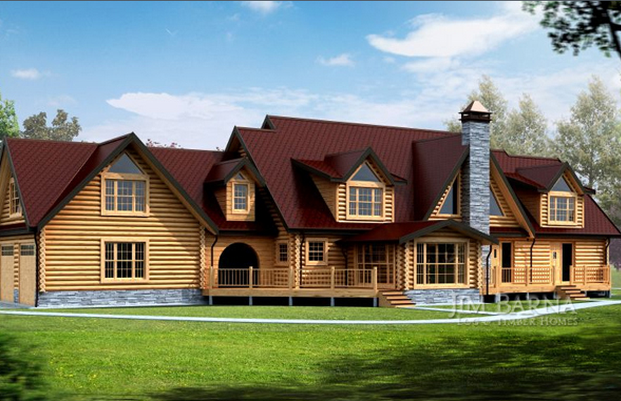 4 bedroom house plans timber frame houses for 2 bedroom timber frame house plans