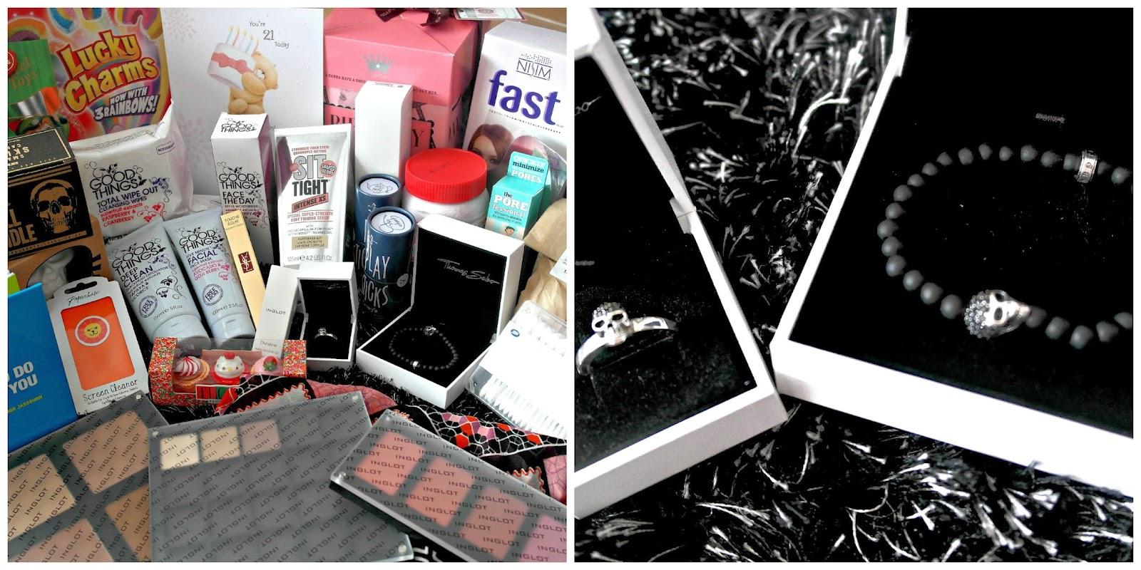 Spoiled boyfriend gifts