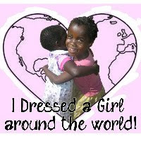 Dress a girl around the world