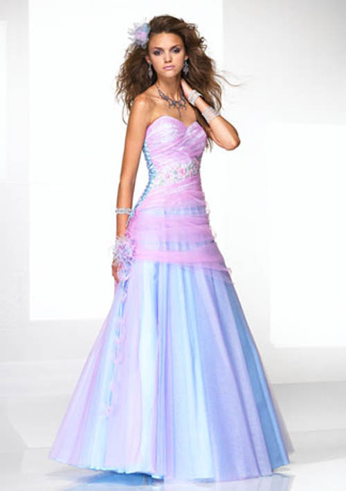 Luxury wedding fashion wedding dresses with color wallpapers for Wedding dresses in color