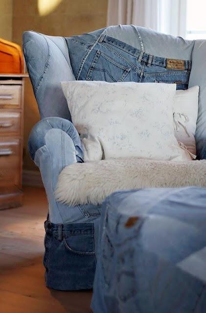 kot pantolondan koltuk süsleri