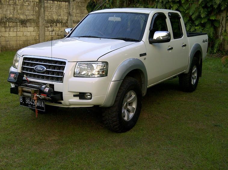 Ford Ranger XLT 4x4, 2008