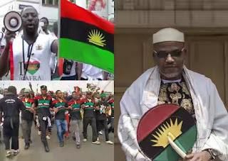 This is the reason why Ohanaeze, Igbo governors sacrificed Nnamdi Kanu to Northerners – IPOB