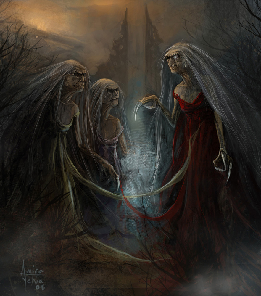 The Gorgon Sisters' Sisters | The Gorgon Sisters