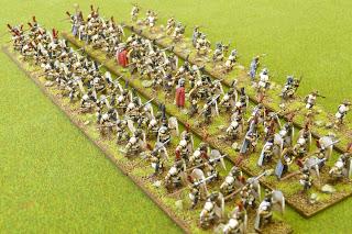 15мм римские легионы